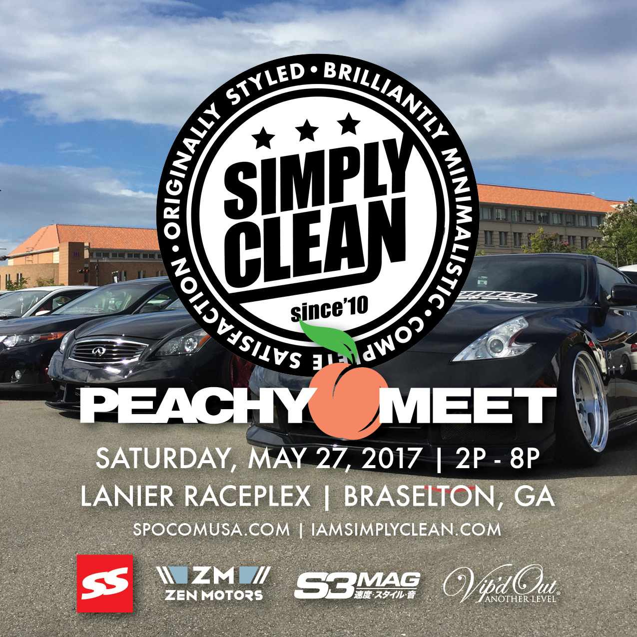 Simply Clean — it's not a competition